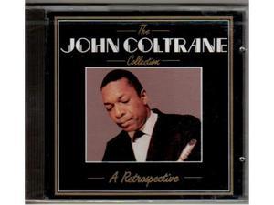 The John COLTRANE cd retrospective 1a Stampa 88 Sigillato