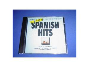 The great spanish hits