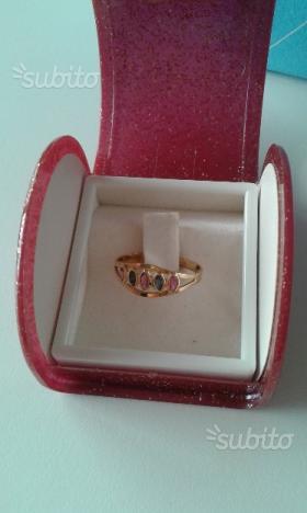 Varie tipologie di anelli da 50 oro 750