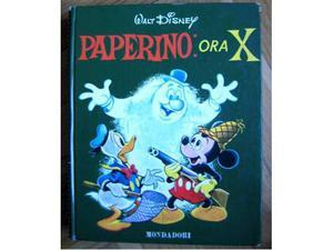Walt Disney Paperino ora X Mondadori