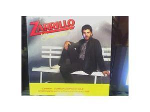 "Zarrillo lp ""sarabanda"" e altre rarita'"