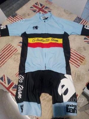 Abbigliamento ciclismo estivo