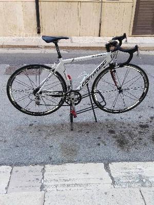 Bici da corsa in alluminio corratec dolomiti a10v