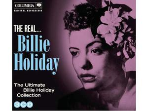 Billie holiday - the real... billie holiday (the u