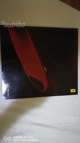Brochure Ferrari 360 Modena ed.