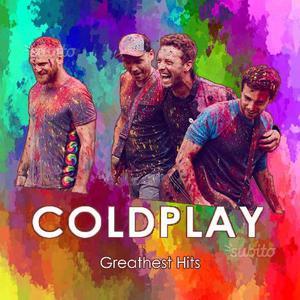 Coldplay - Discografia completa