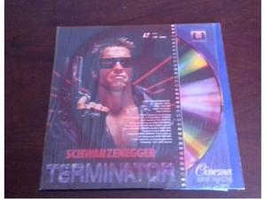 Collezione di Film in LaserDisk o Videodisco Vintage