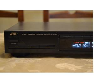 JVC FX-362 Sintonizzatore Tuner Digitale Al Quarzo FM