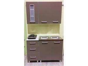 Mini cucina lavello cm 80x60 posot class - Blocco cucina 160 cm ...