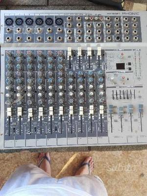 Mixer 6 canali Phonic