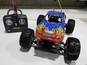 Monster Truck a Scoppio Thunder Tiger SSK V