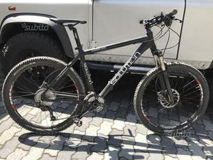 Mtb mountain bike monoammortizzata