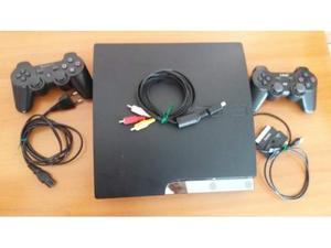 PS3 + 2 Controller + 5 giochi!