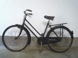 Rara bicicletta anni '40 marca TOSI