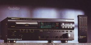 """Registratore a cassette Marantz dcc dd 82 """"NUOVO"""""""