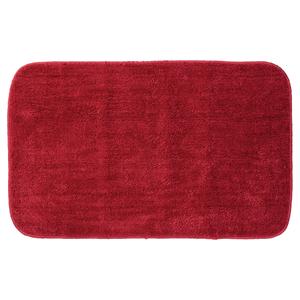 Sealskin Tappetino da bagno Doux 50 x 80 cm rosso
