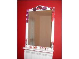 Specchio con mensola posot class - Specchio con mensola ...