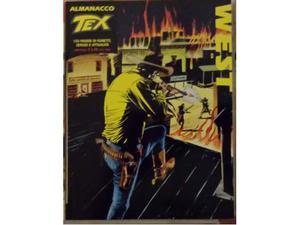 Tex almanacco del West n.) + Gigante ristampa
