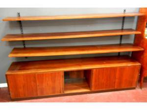 Vintage: Mobile in legno con tre ripiani