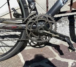 vendo bici da corsa in carbonio