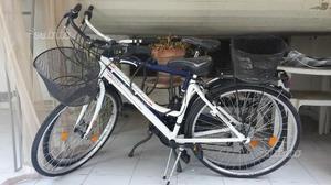 2 bici uomo donna