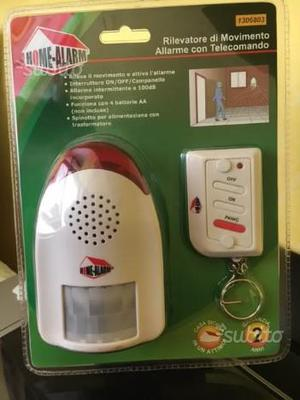 Allarme per casa security ca posot class - Costo allarme volumetrico casa ...