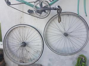 Bici bianchi da corsa prezzo trattabile
