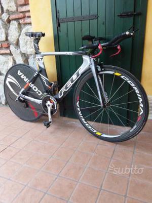 Bici da cronometro/triathlon Felt DA4