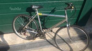Bici in alluminio Esperia
