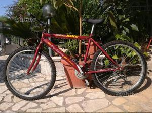 Bicicletta MTB mountain bike