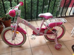 Bicicletta bambina Hello Kitty 16""