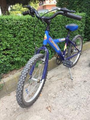 Bicicletta bimbo senza rotelle