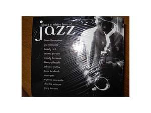 """Cd box """"black & white box of jazz"""" (cofanetto 8 cd) nuovo"""