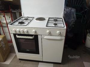 Cucina a legna zoppas posot class - Cucina economica elettrica ...
