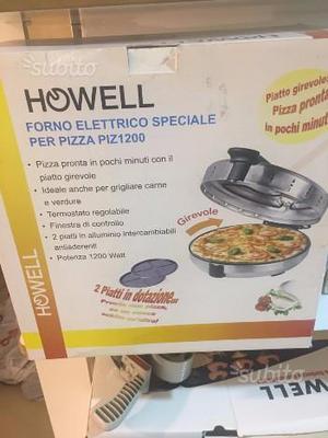 Forno elettrico per pizze