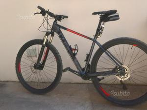 "MTB 29 CUBE Attention SL taglia M (19"")"