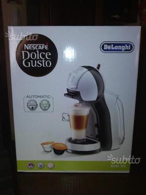 Macchina per caffè Nescafè dolce gusto