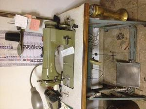 Macchina da cucire industriale necchi posot class for Pedale per macchina da cucire necchi