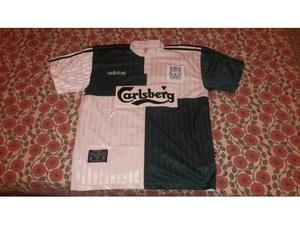 Maglia Liverpool anni 90 vintage