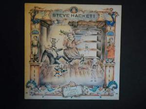 Steve Hackett - Please don't touch LP