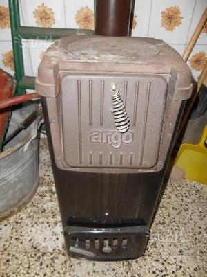Stufa a legna Argo vintage