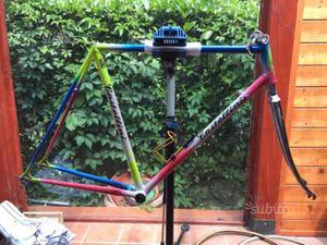 Telaio Castellini - Columbus aelle - tg 55x55 cc