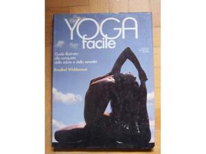 Yoga facile - rosalinda Widdowson - guida illustrata