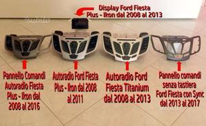 2 Autoradio e display per Fiesta dal  in poi