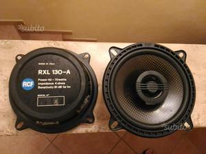 Altoparlanti Hi Fi Car audio RCF