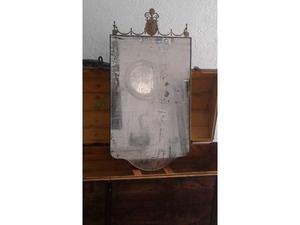 Antico specchio stile Liberty originale