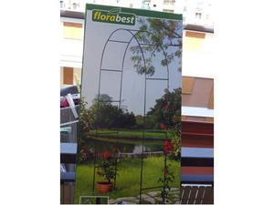 Arco da giardino posot class for Arco decorativo giardino