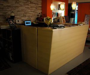 Bancone cucina ikea legno posot class for Bancone ikea