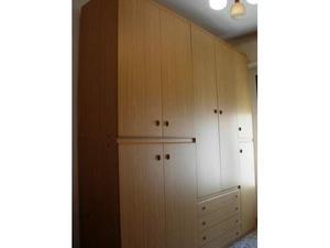 Camera da letto singola in legno pino padova posot class - Camera da letto singola ...