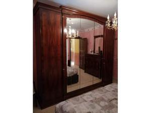 Camera da letto classica in legno di Ciliegio